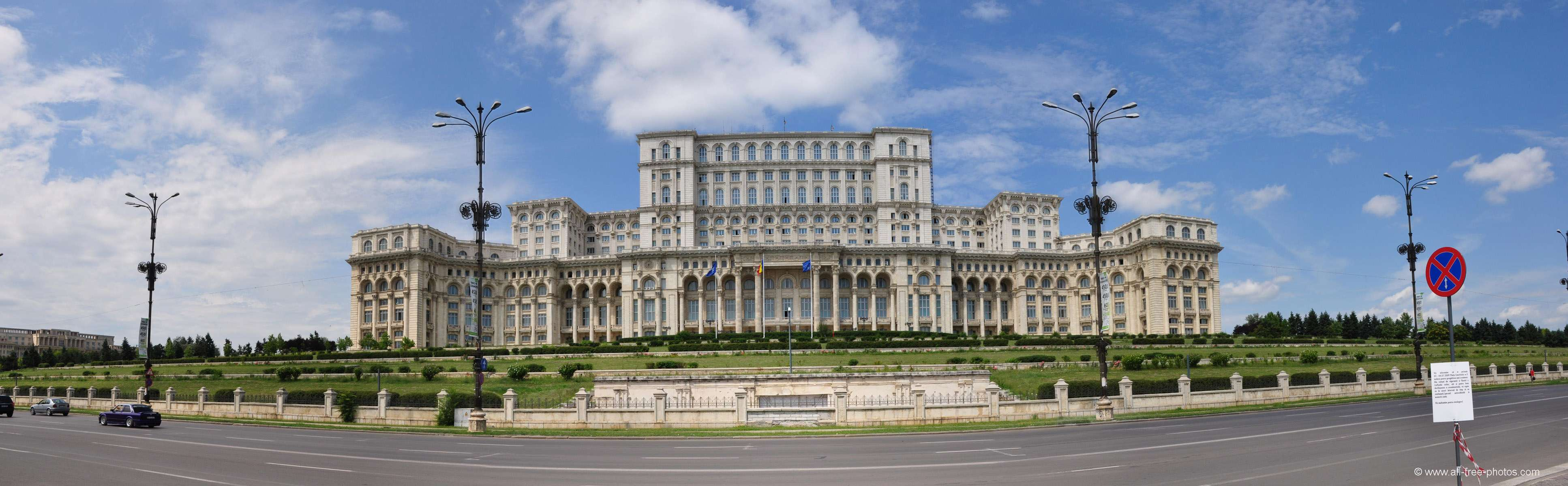 Palace of the Parliament  - Bucharest - Rumania