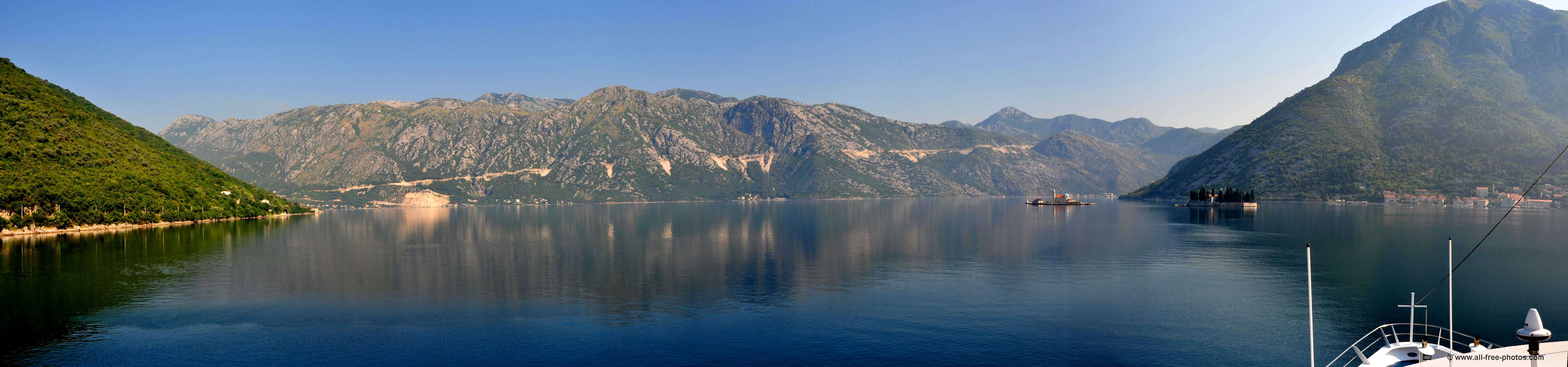 Photo: Gulf of Kotor - Montenegro
