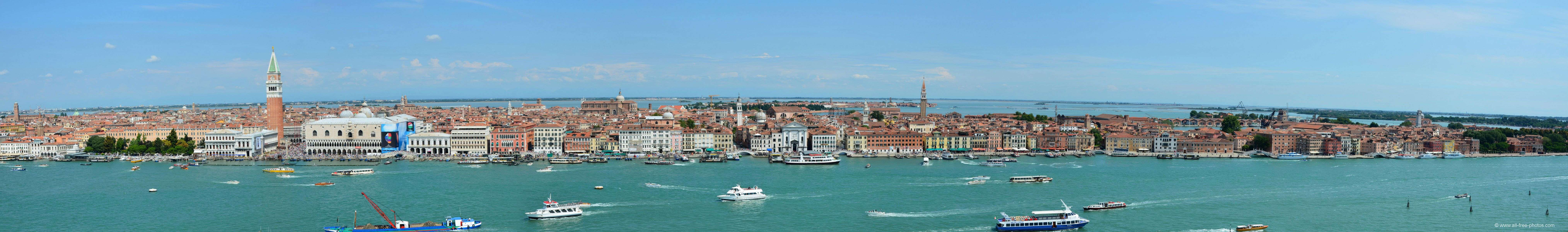 General view - Venice