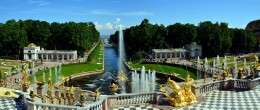 Panoramics: Peterhof Palace - Saint Petersburg