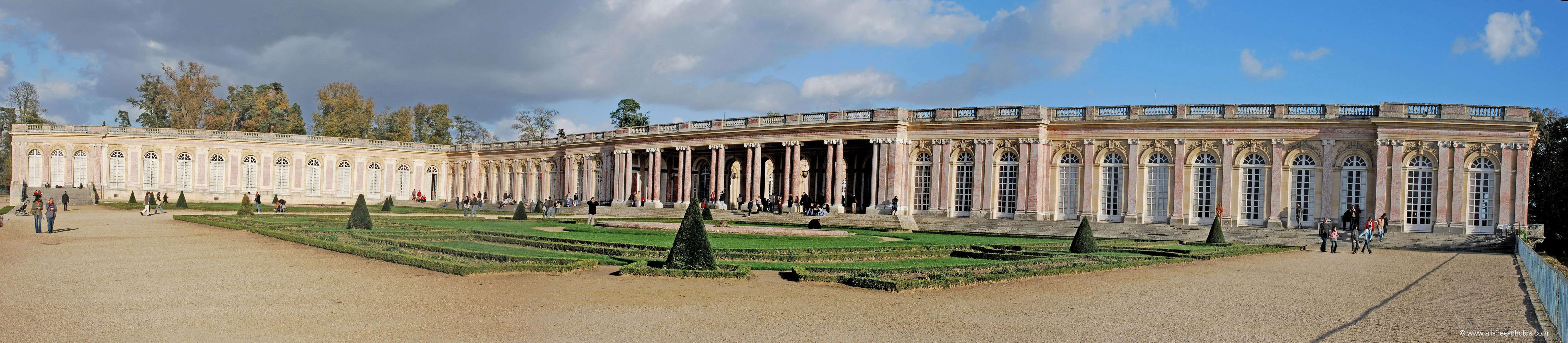 The Grand Trianon - Castle of Versailles - France