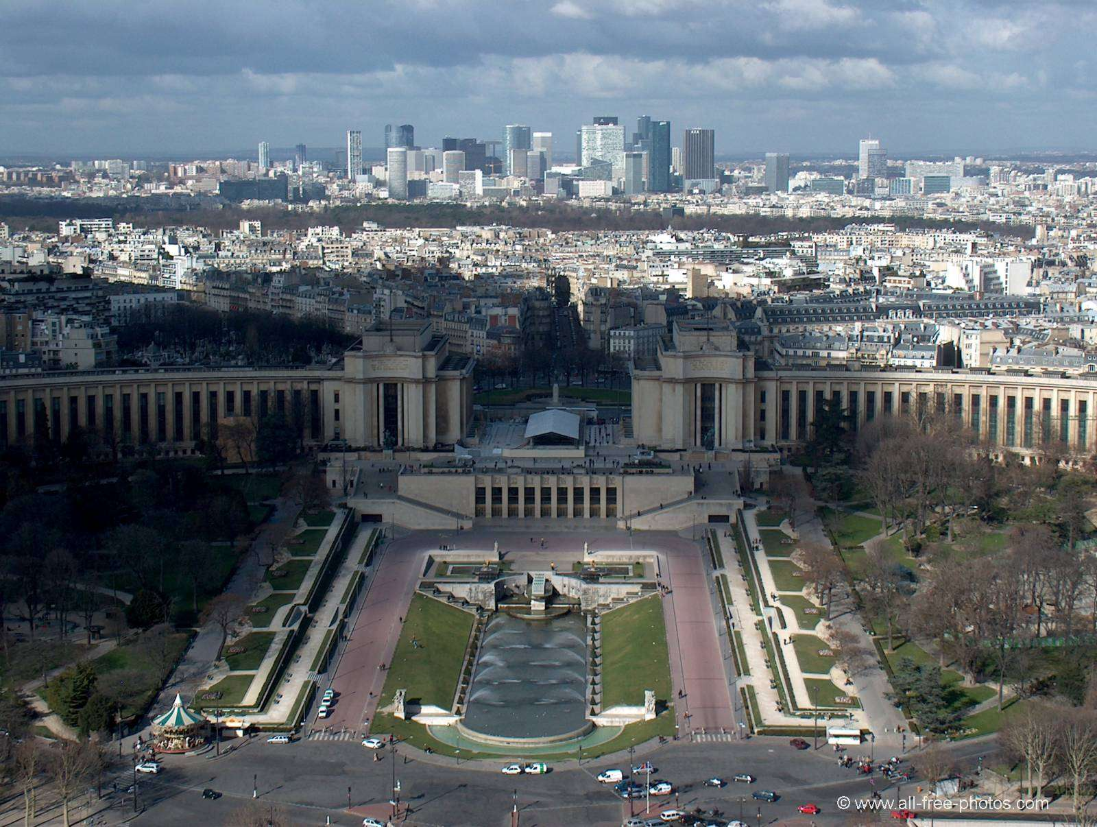 The Trocadéro - Paris  - France