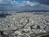 Vue g�n�rale nord - Paris - France