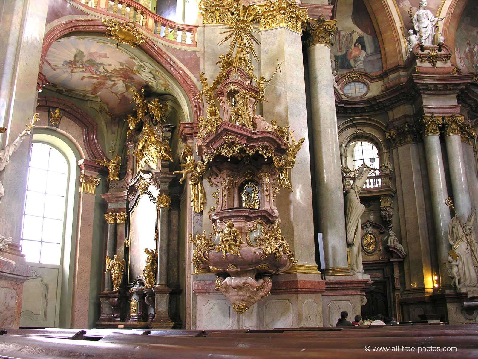 St. Nicholas church - Prague - Czech Republic