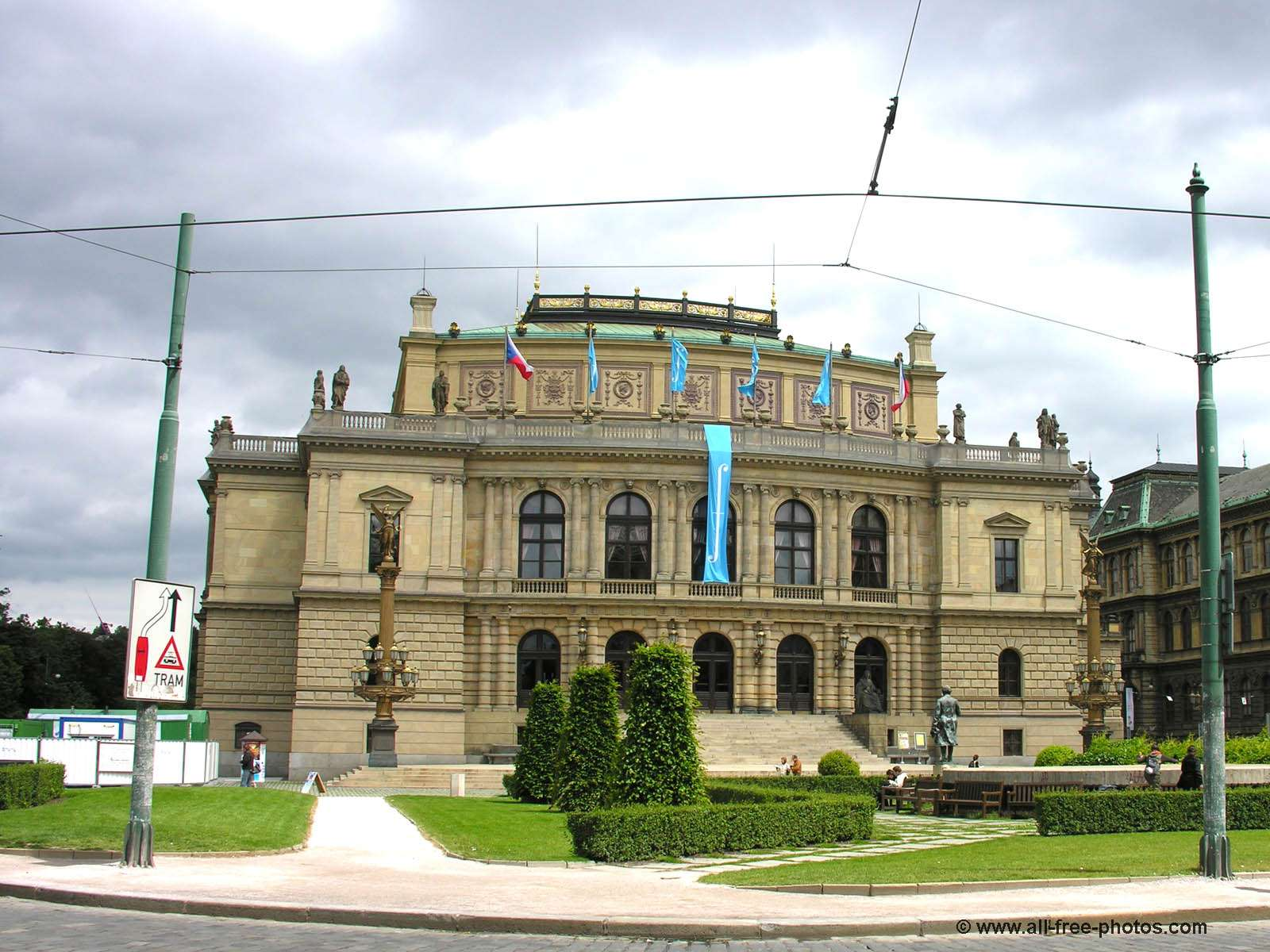 Rudolfinum - Prague - Czech Republic