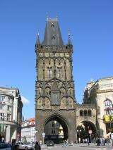 Powder tower - Prague - Czech Republic