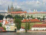 Castle and cathedral St. Vitus - Prague - Czech Republic