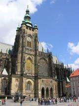 Cathedral St. Vitus - Prague - Czech Republic