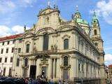 Eglise Saint Nicolas - Prague - R�publique Tch�que