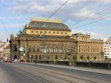 Nationales Theater - Prag - Tschechische Republik