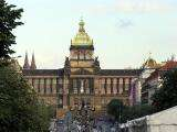Nationales Museum - Prag - Tschechische Republik