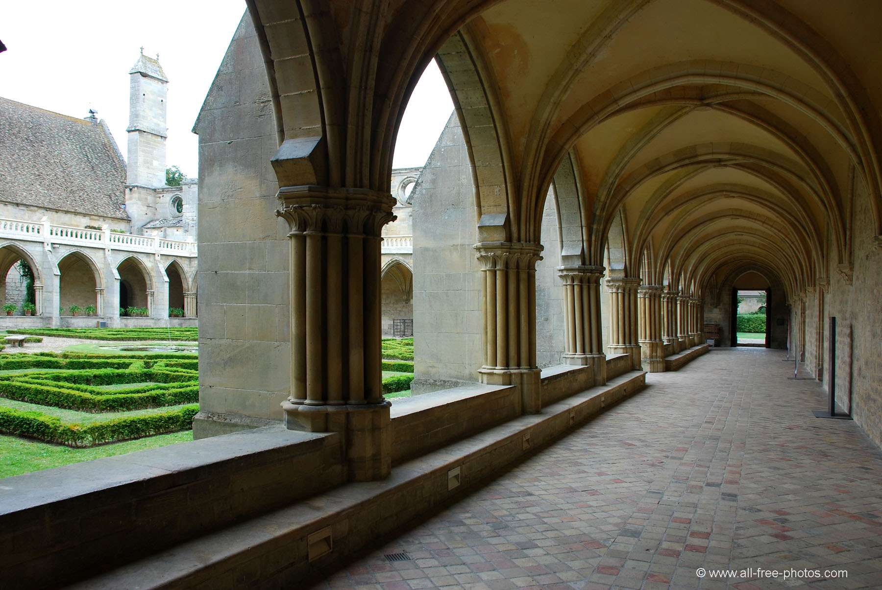 Abbey of Royaumont - France