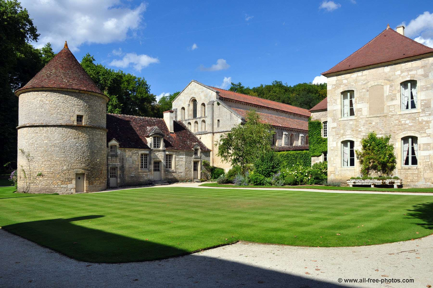 Fontenay Abbey - France