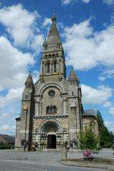 Church Saint Etienne des Eaux - Val d'Izé - France