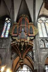 Great organ - Strasbourg Cathedral