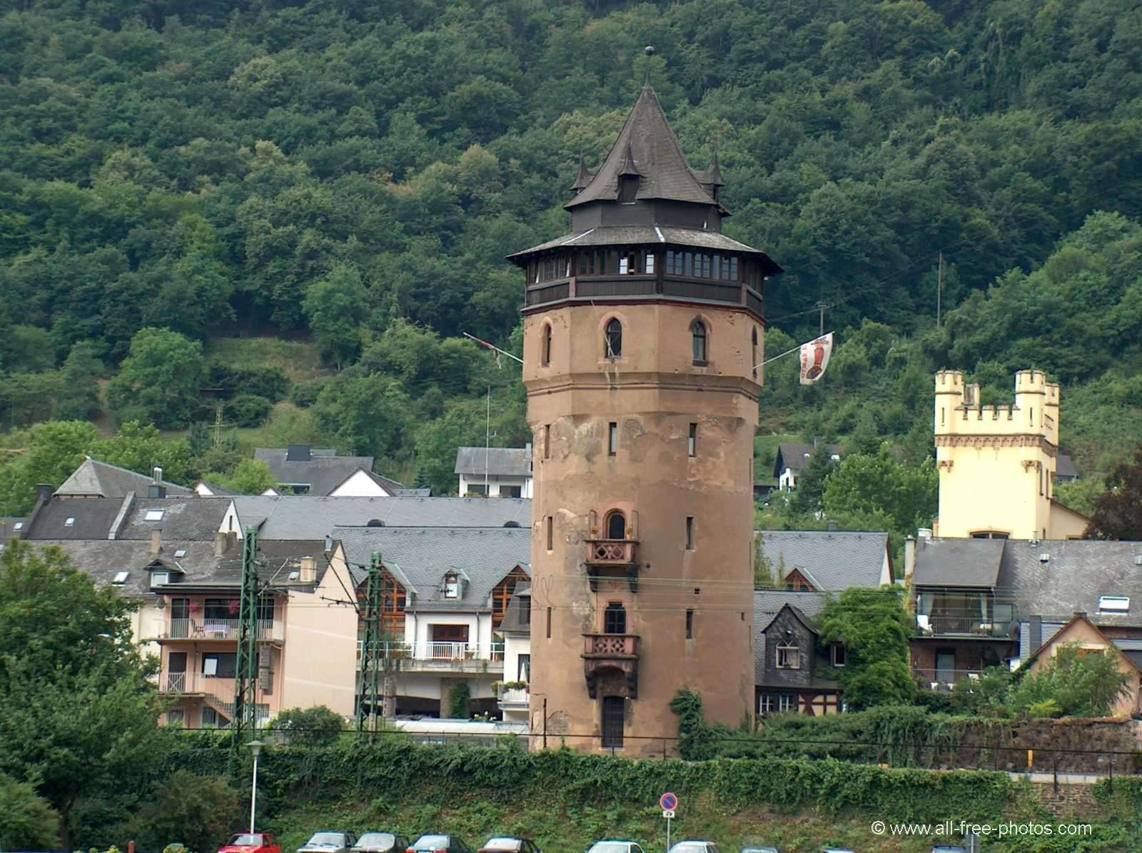 Oberwesel - Valle del Rin - Alemania