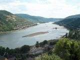 Rhine valley: Lorch, Bacharach, Oberwesel, Hirzenach, St Goar, St Goarshausen, the Lorelei, castles of the Cat and the Mouse, castles of Klopp, Sooneck, Pfalz, Gutenfels, Sh�nburg, Stahleck.