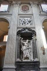 Saint Thomas - Basilica of St. John Lateran - Rome