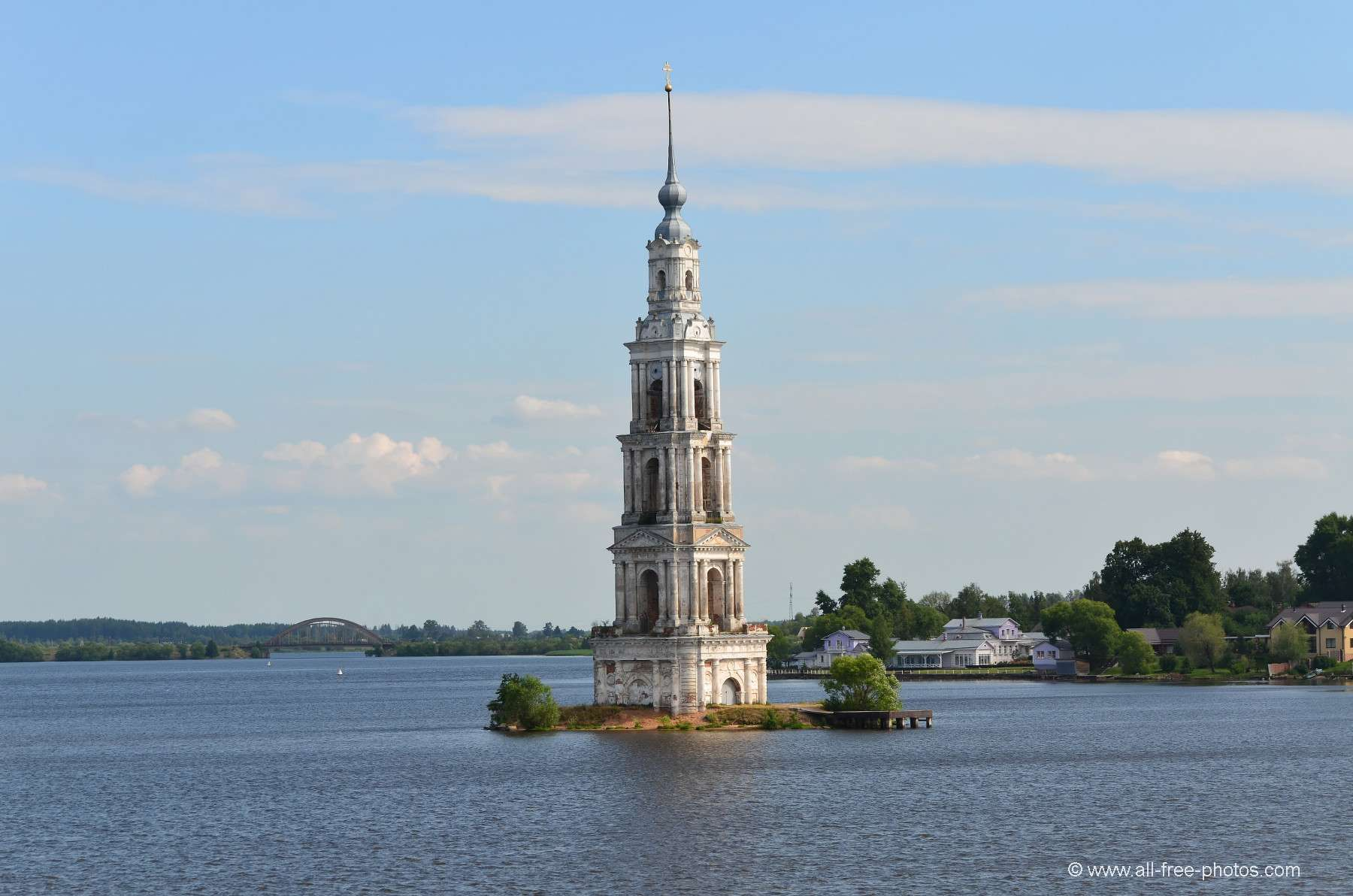 Canal Volga-Moscova - Russie