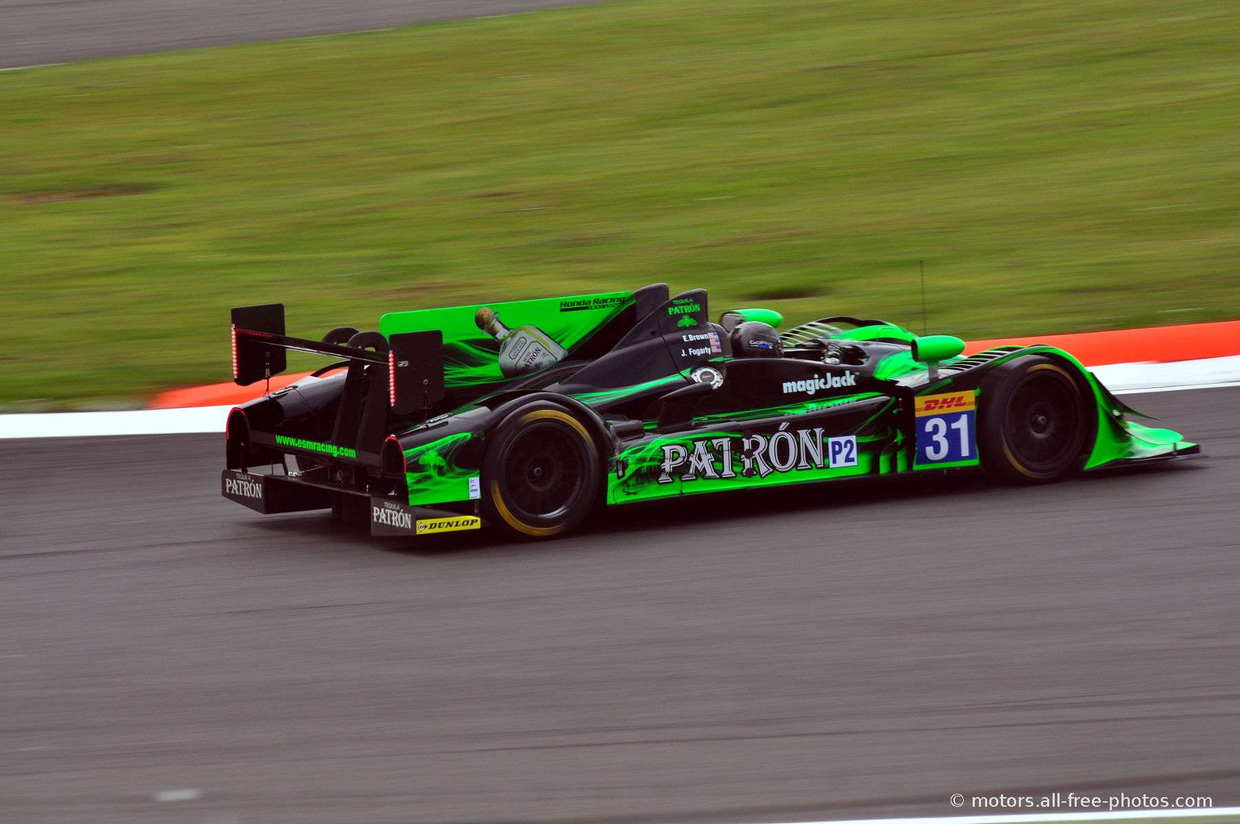 HPD ARX 03B-HPD - Team Extreme Speed Motorsport