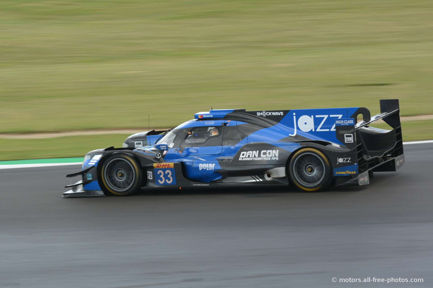 Oreca 07-Gibson - Team High Class Racing