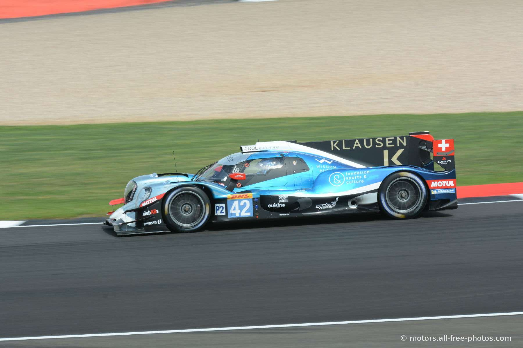 Oreca 07-Gibson - Team Cool Racing