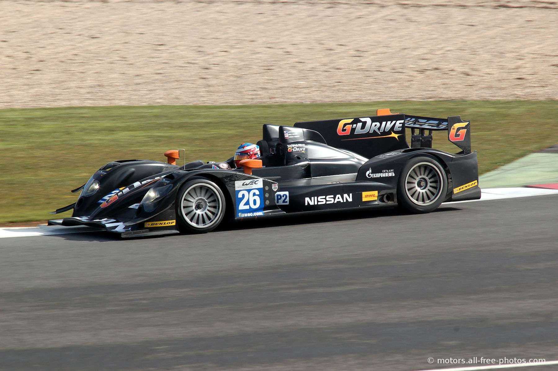 Oreca 03-Nissan - Team G-Drive Racing