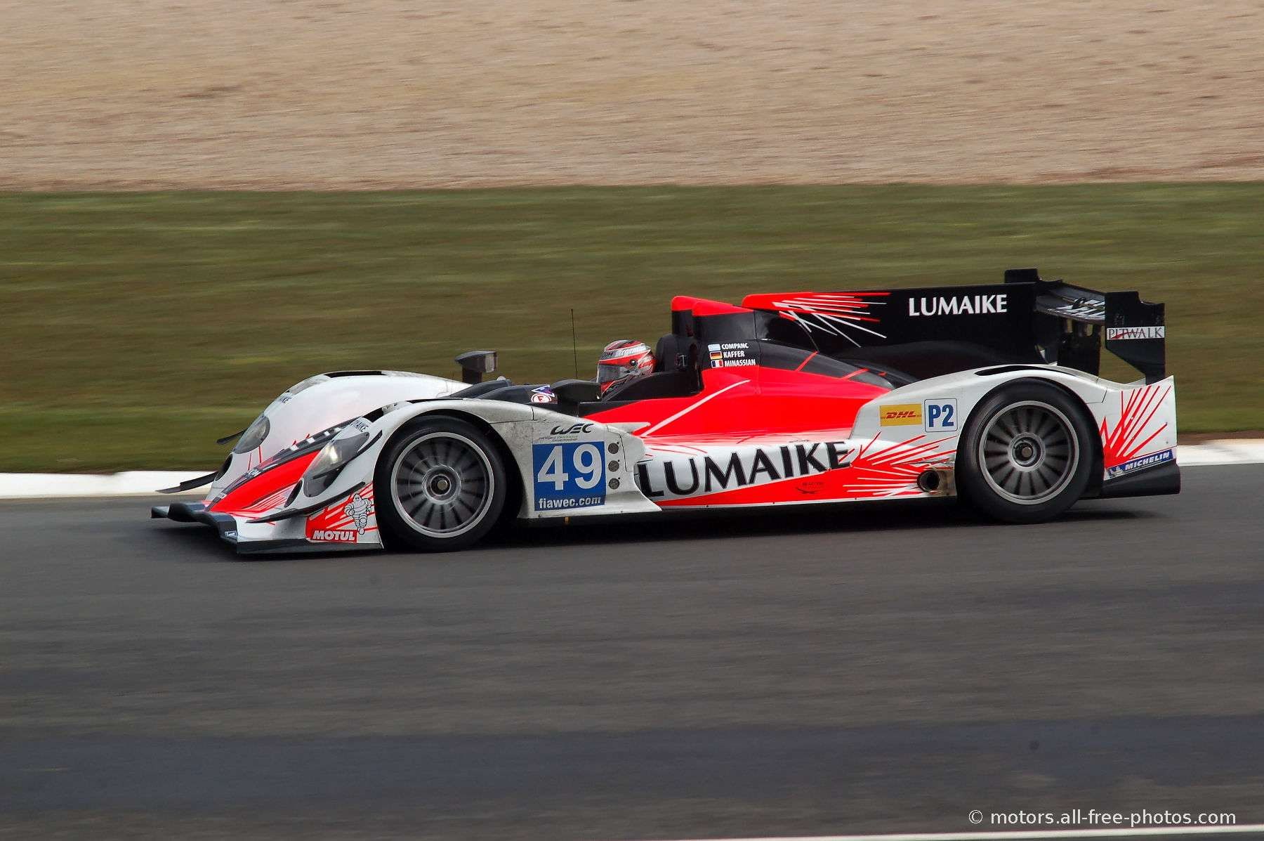 Oreca 03-Nissan - Team Pecom Racing