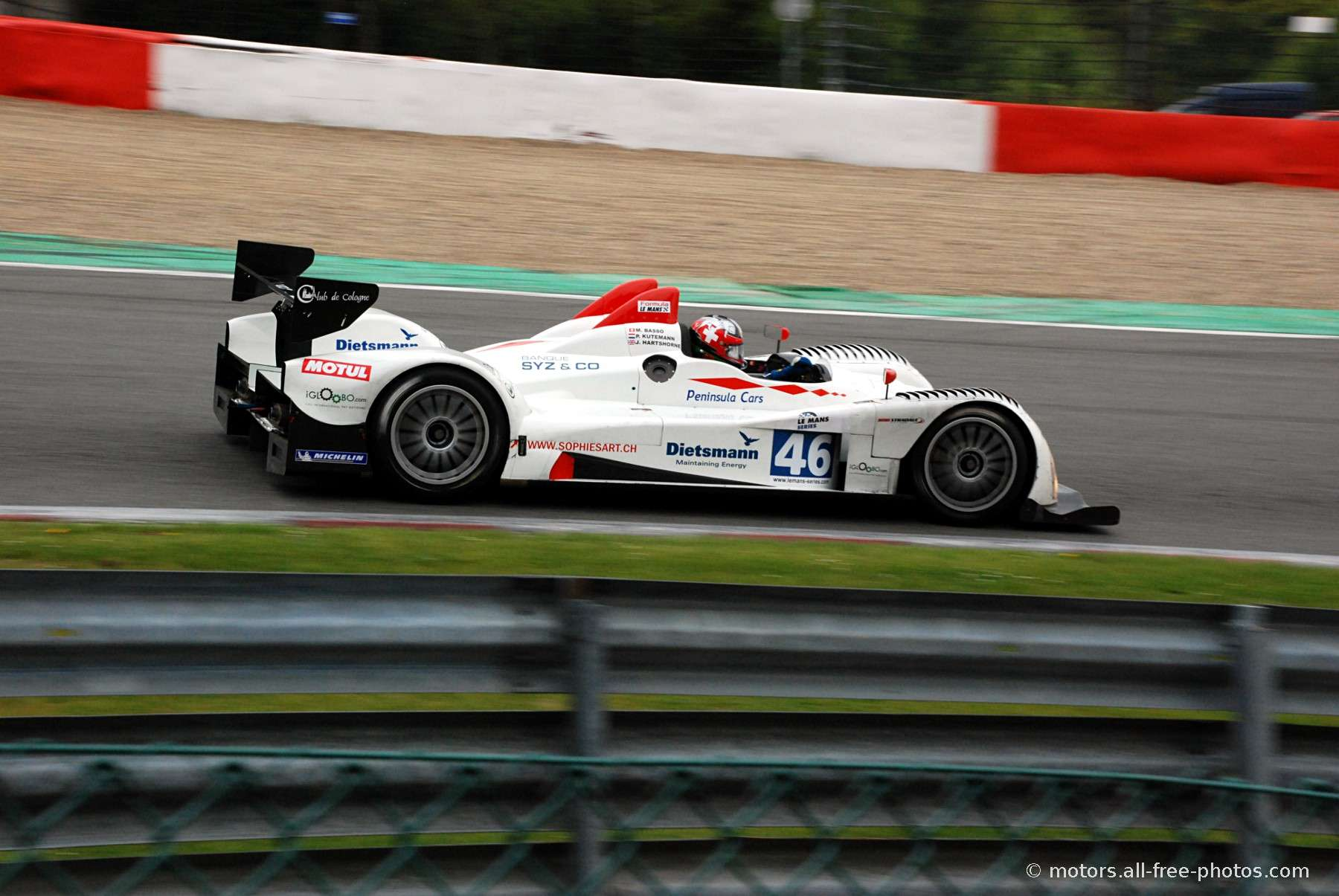 Photo formula le mans oreca 10