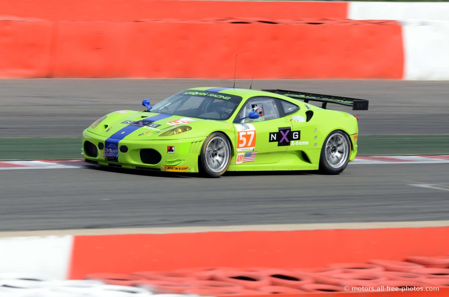 Ferrari F430 - Team Krohn Racing