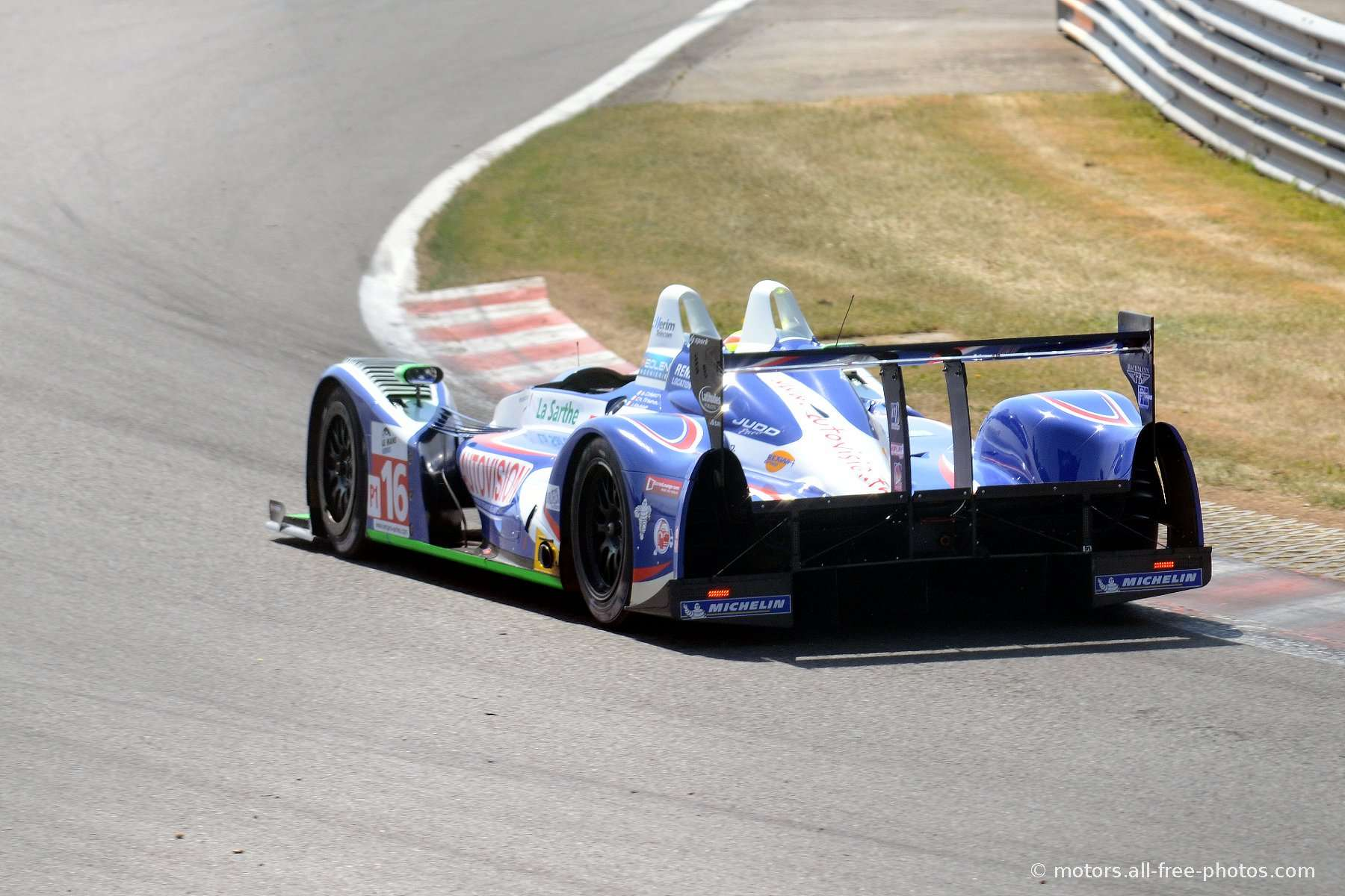 Pescarolo Judd - Team Pescarolo