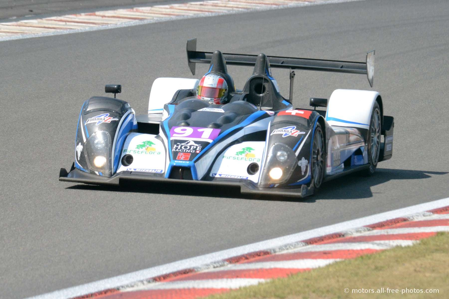 Oreca 09 Formula Le Mans - Team Hope Racing