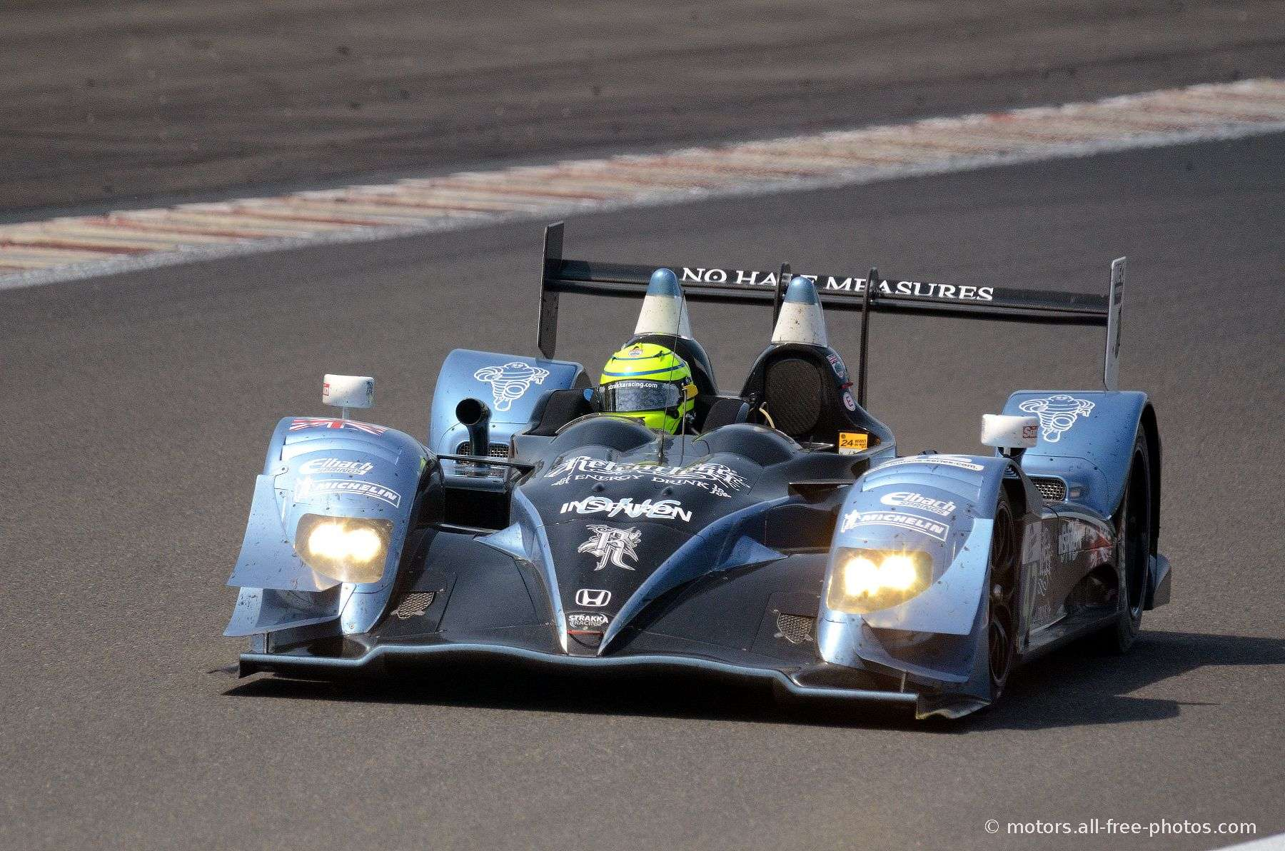 HPD ARX 01 - Team Strakka Racing
