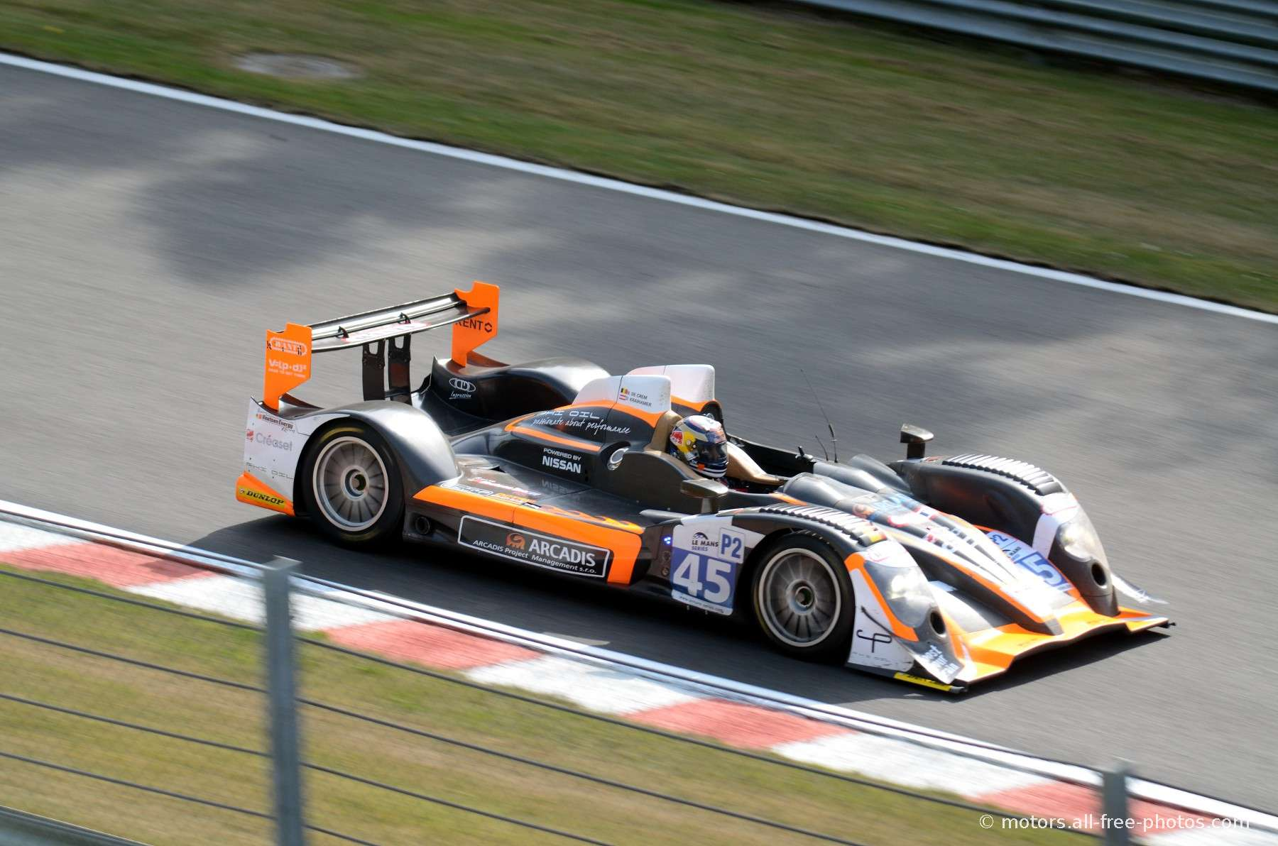 Oreca 03 Nissan - Team Boutsen Energy Racing