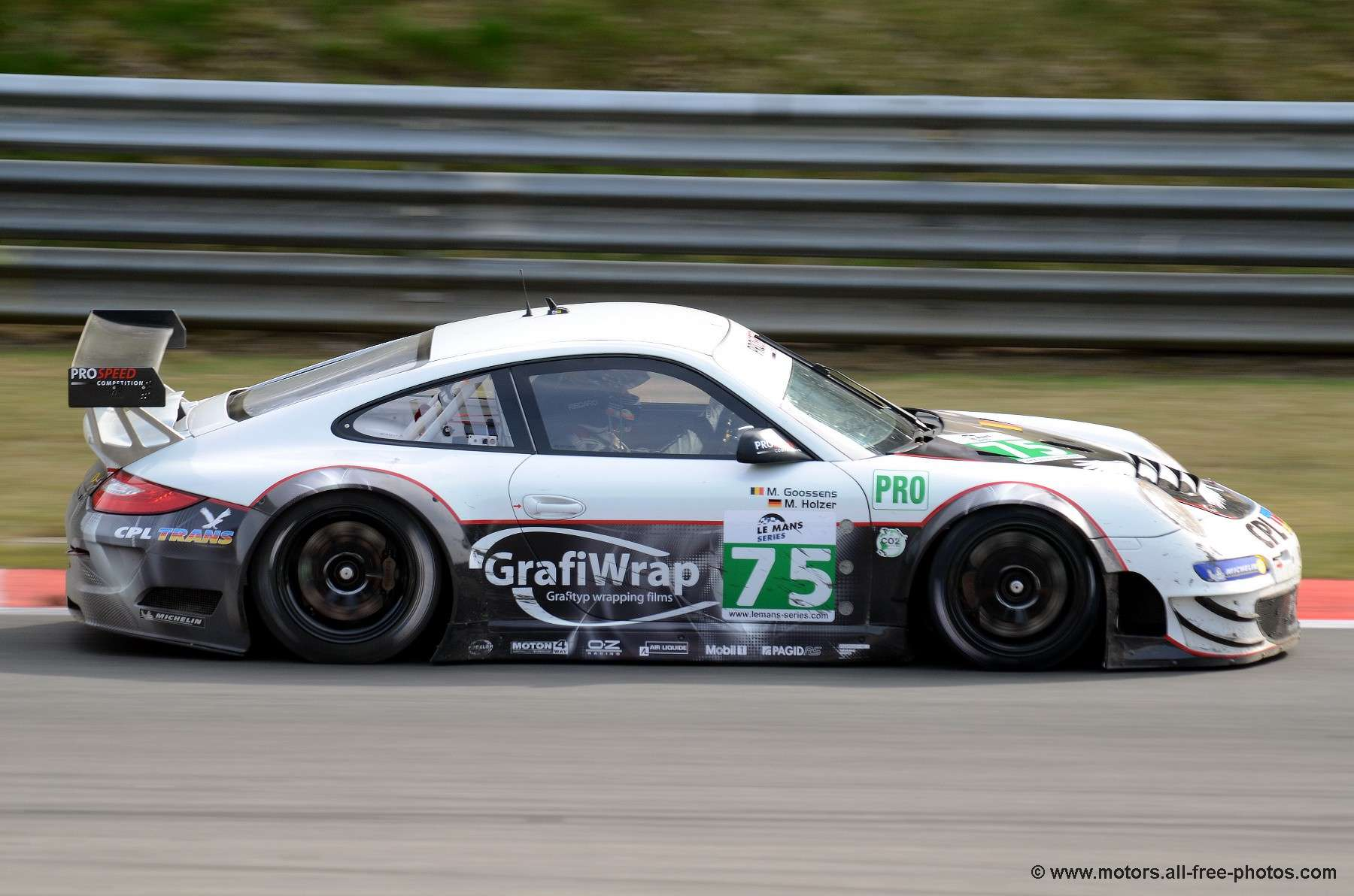 Porsche 911 RSR - Team Prospeed Competition