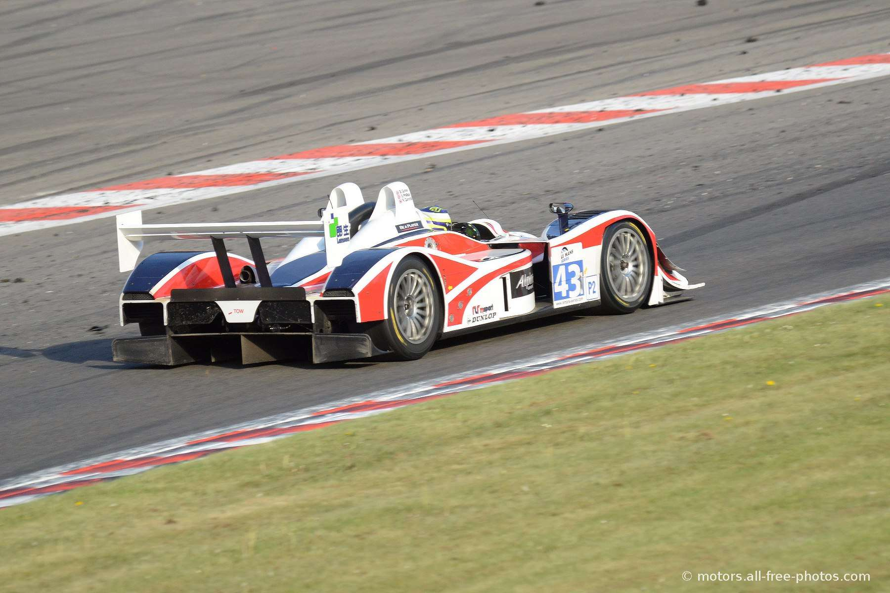 MG Lola EX265 AER - Team RLR msport