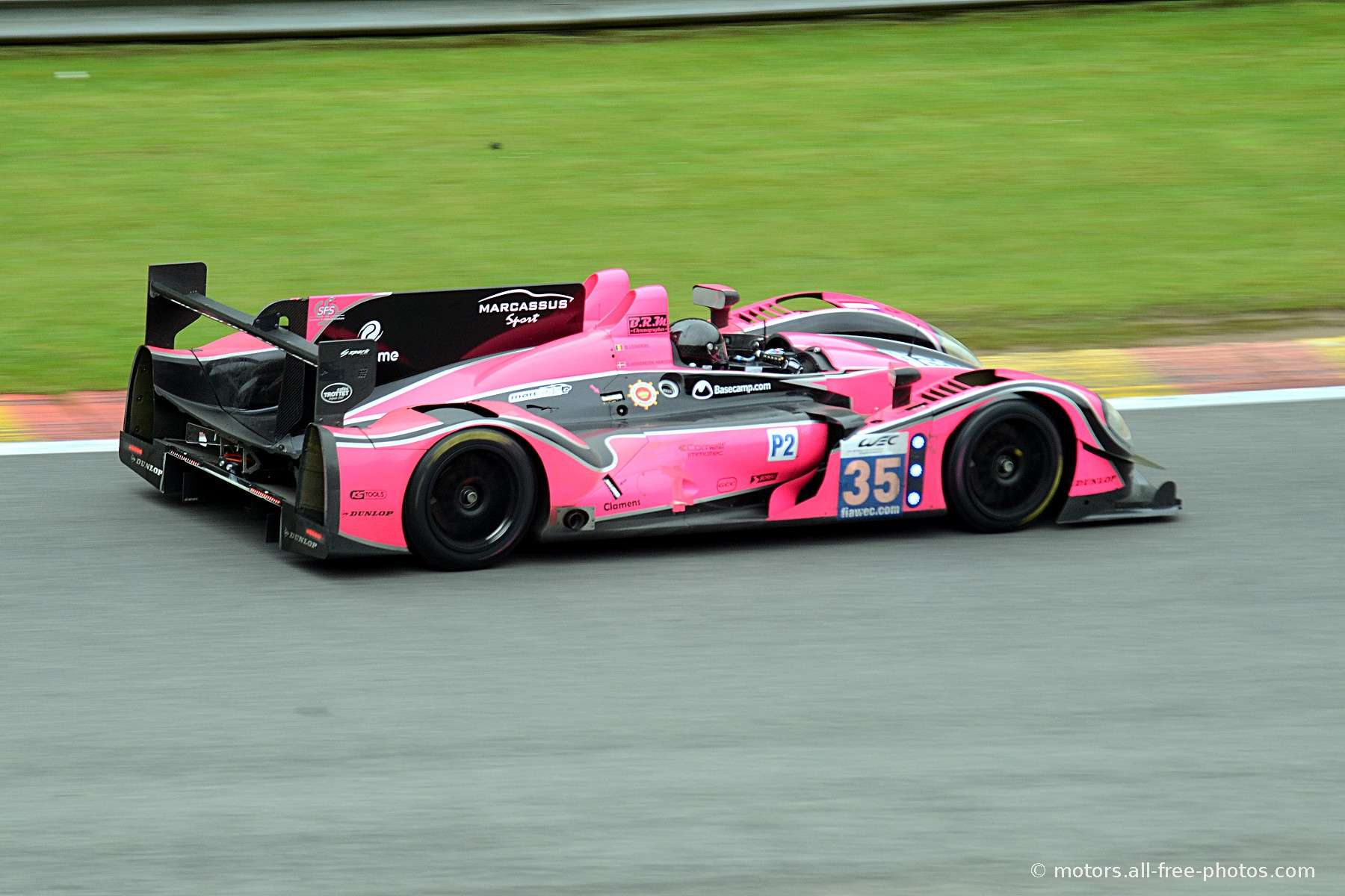 Morgan-Judd - Team OAK Racing