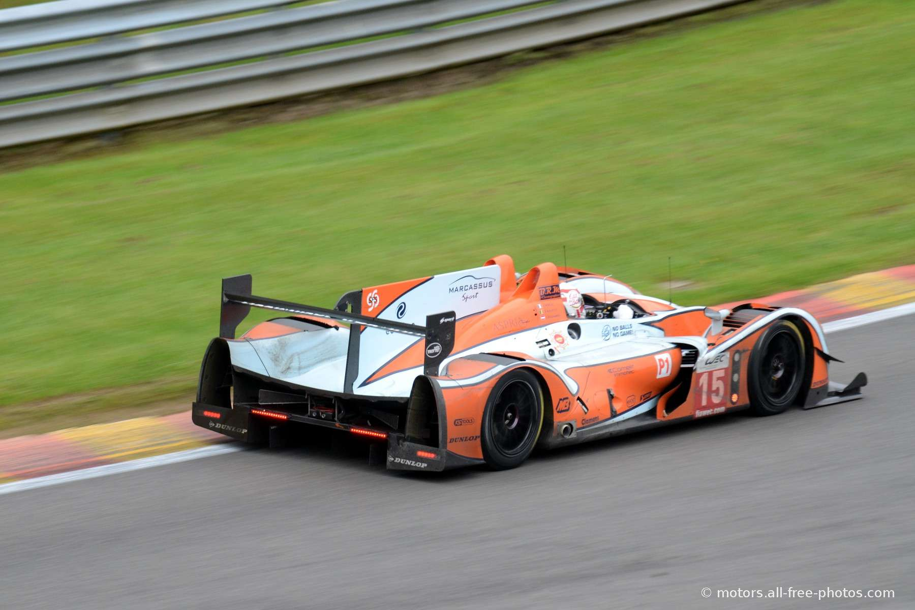 OAK Pescarolo-Judd - Team OAK Racing