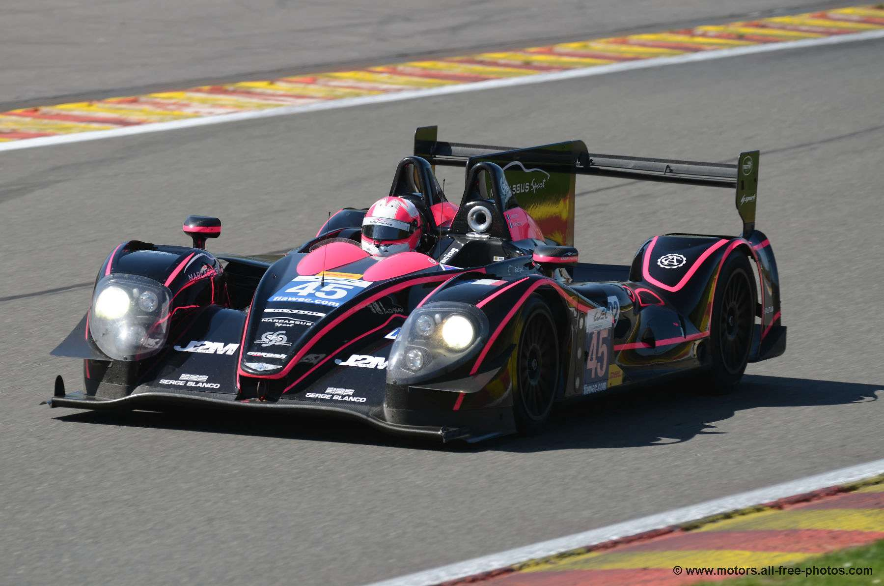Morgan-Nissan - Team OAK Racing
