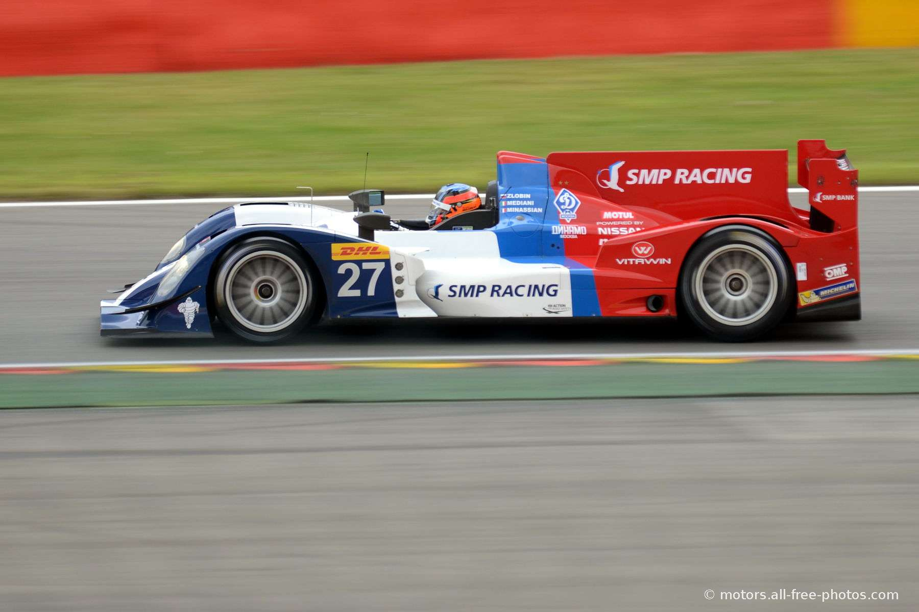 Oreca 03-Nissan - Team SMP Racing