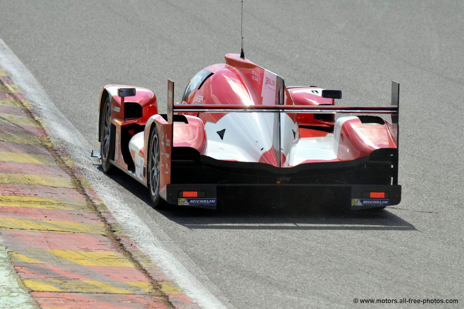 Rebellion R-One-Toyota - Team Rebellion Racing