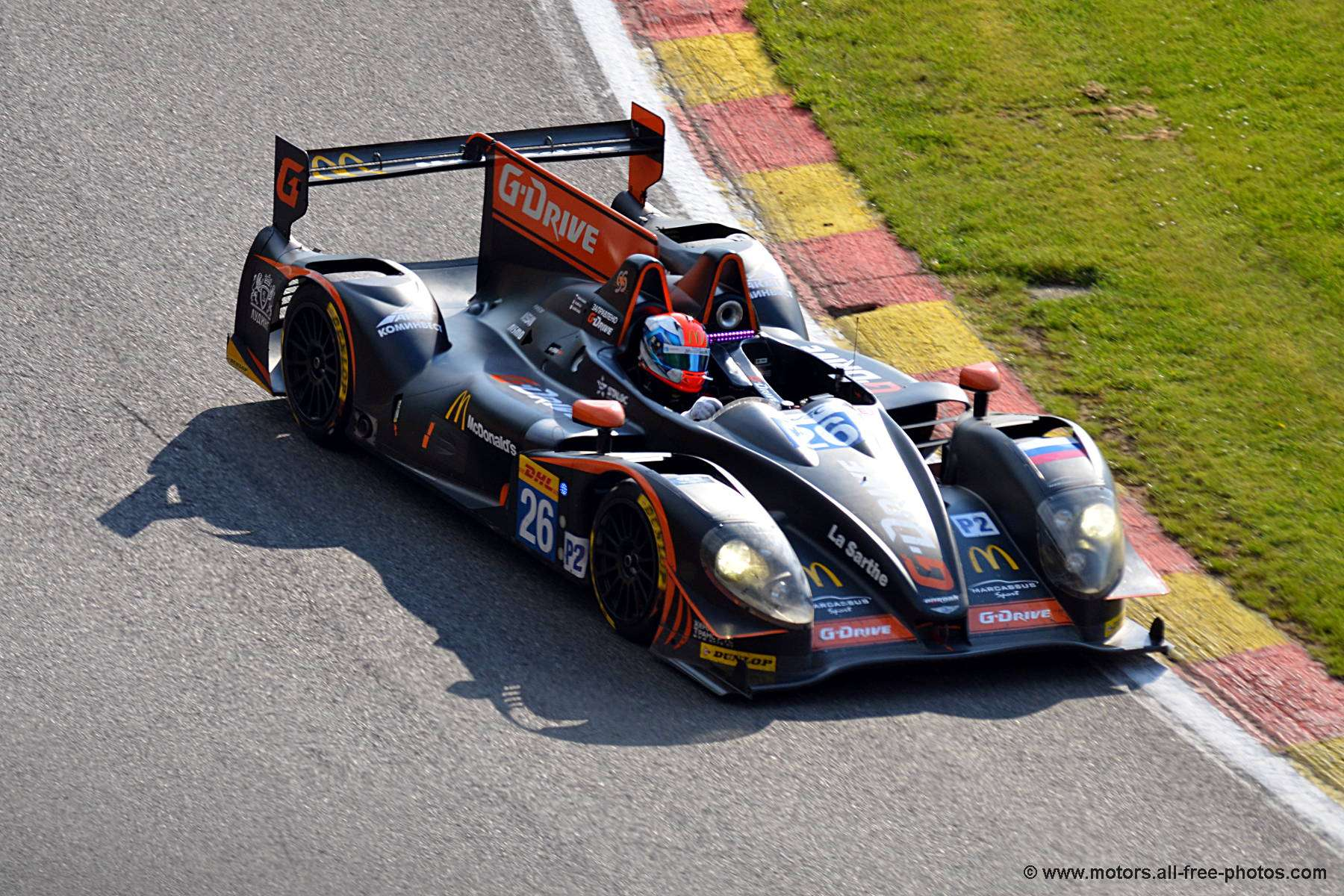 Morgan-Nissan - Team G-Drive Racing