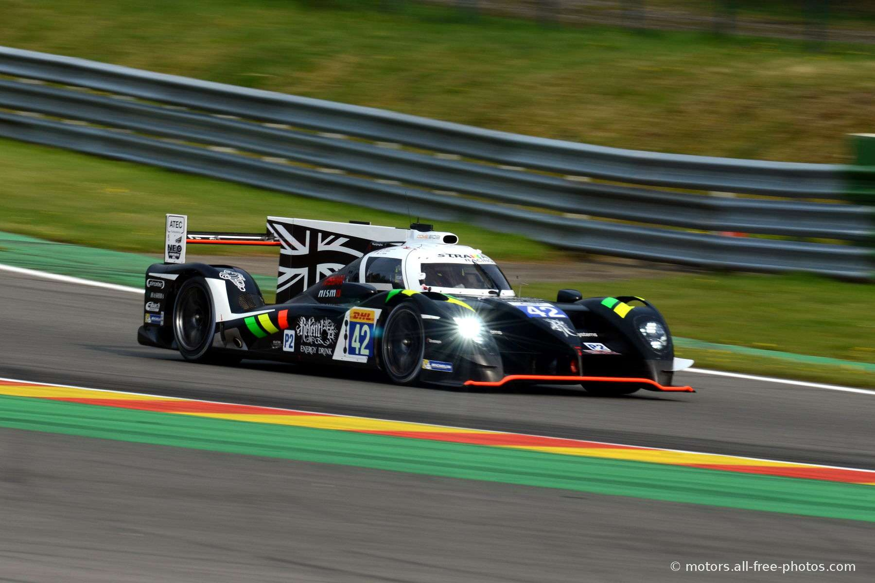 Strakka Dome S103-Nissan - Team Strakka Racing
