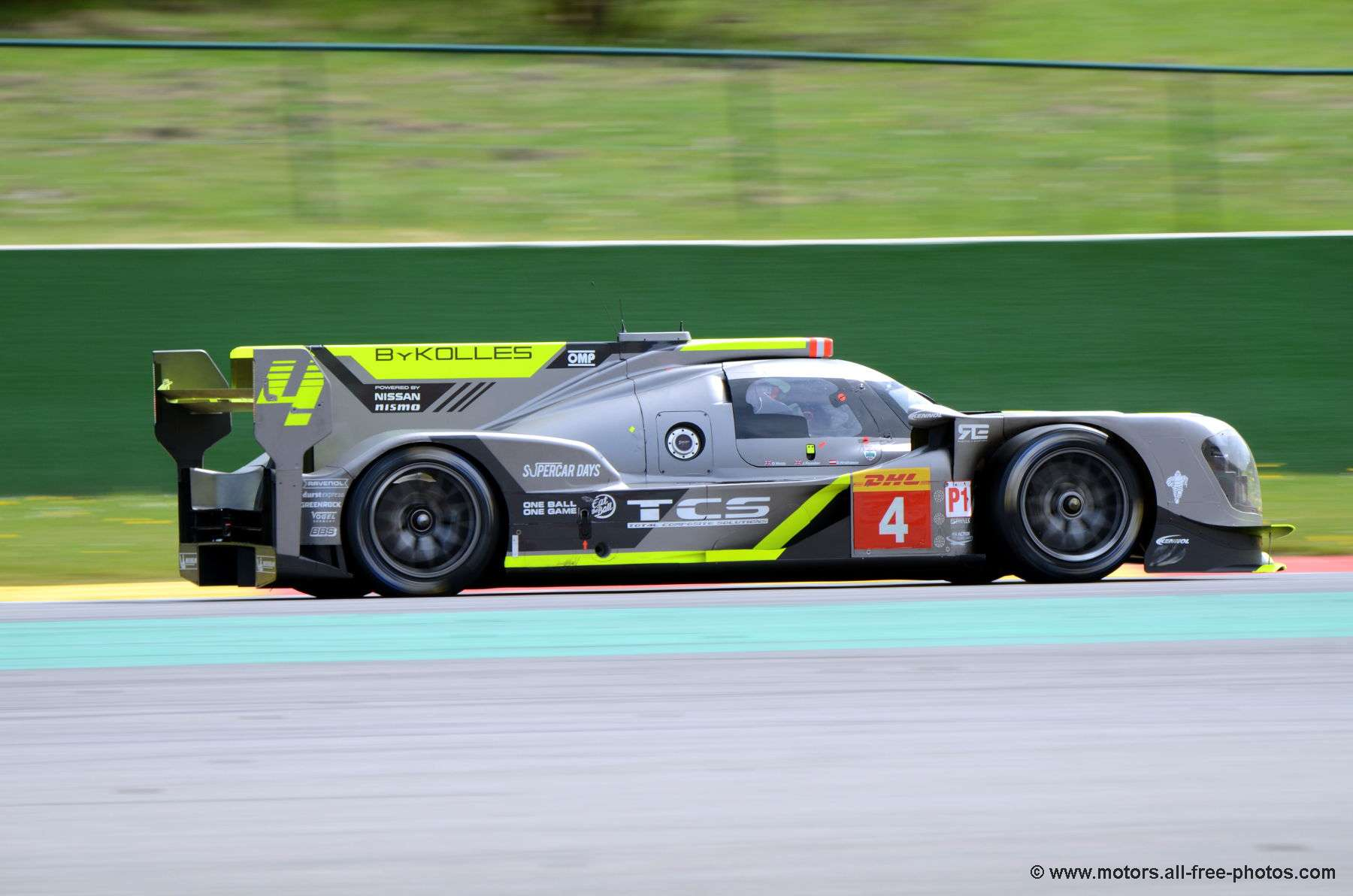 ENSO CLM P1/01-Nismo - Team Bykoles Racing