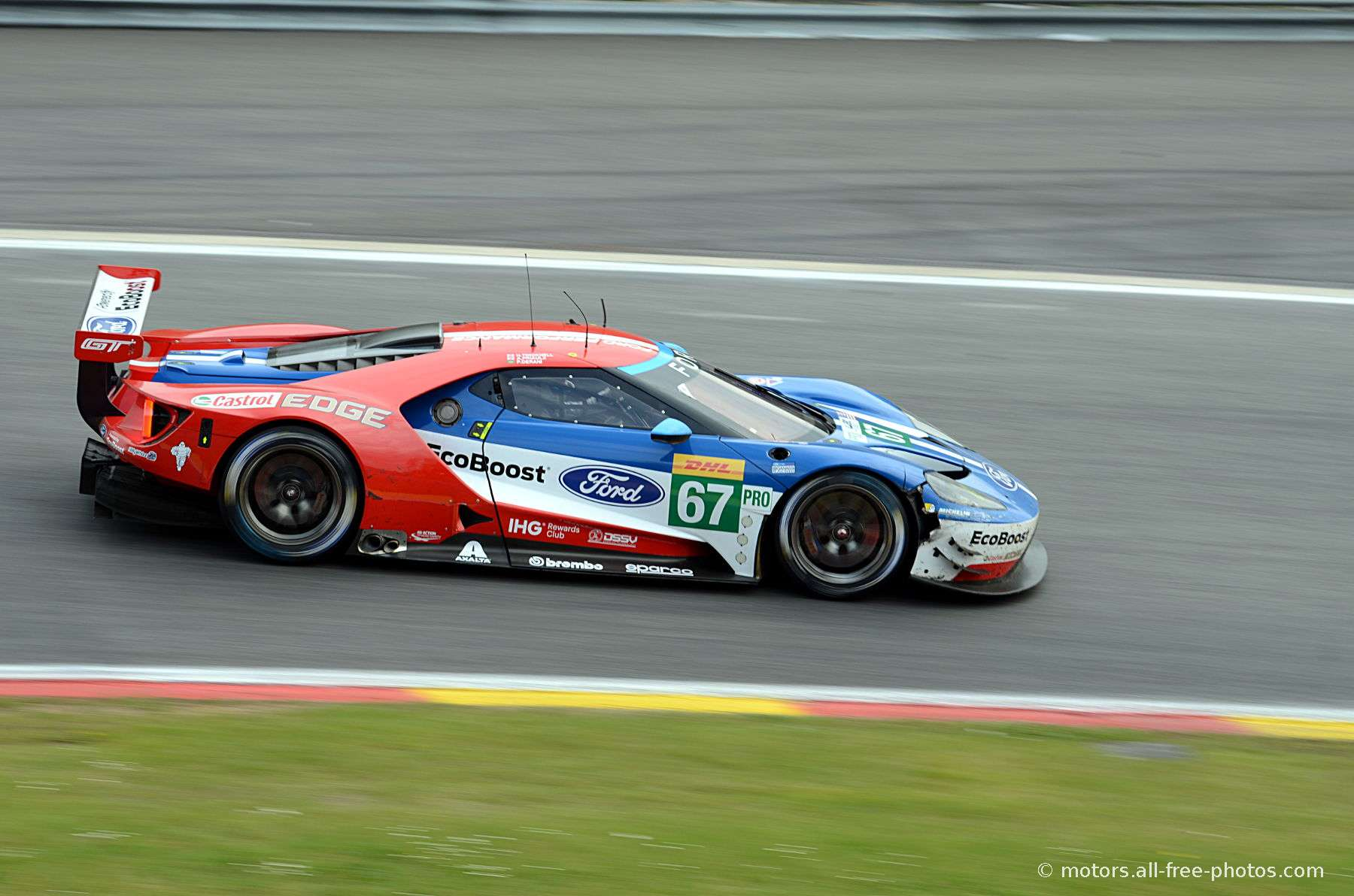 Ford GT - Team Ford Chip Ganassi UK