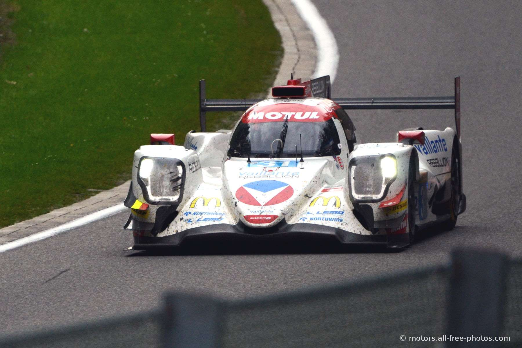 Oreca 07-Gibson - Team Vaillante Rebellion