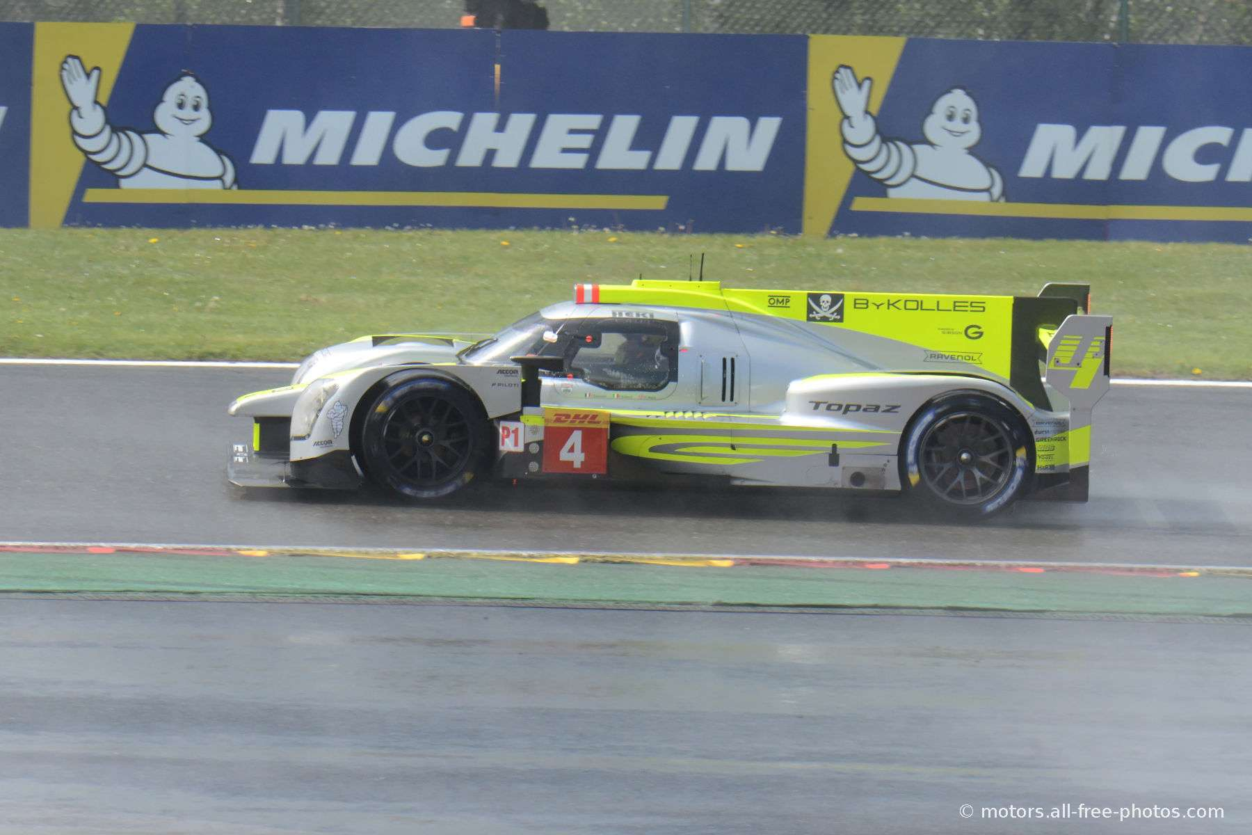 Enso CLM P1/01-Gibson - Team Bykolles Racing