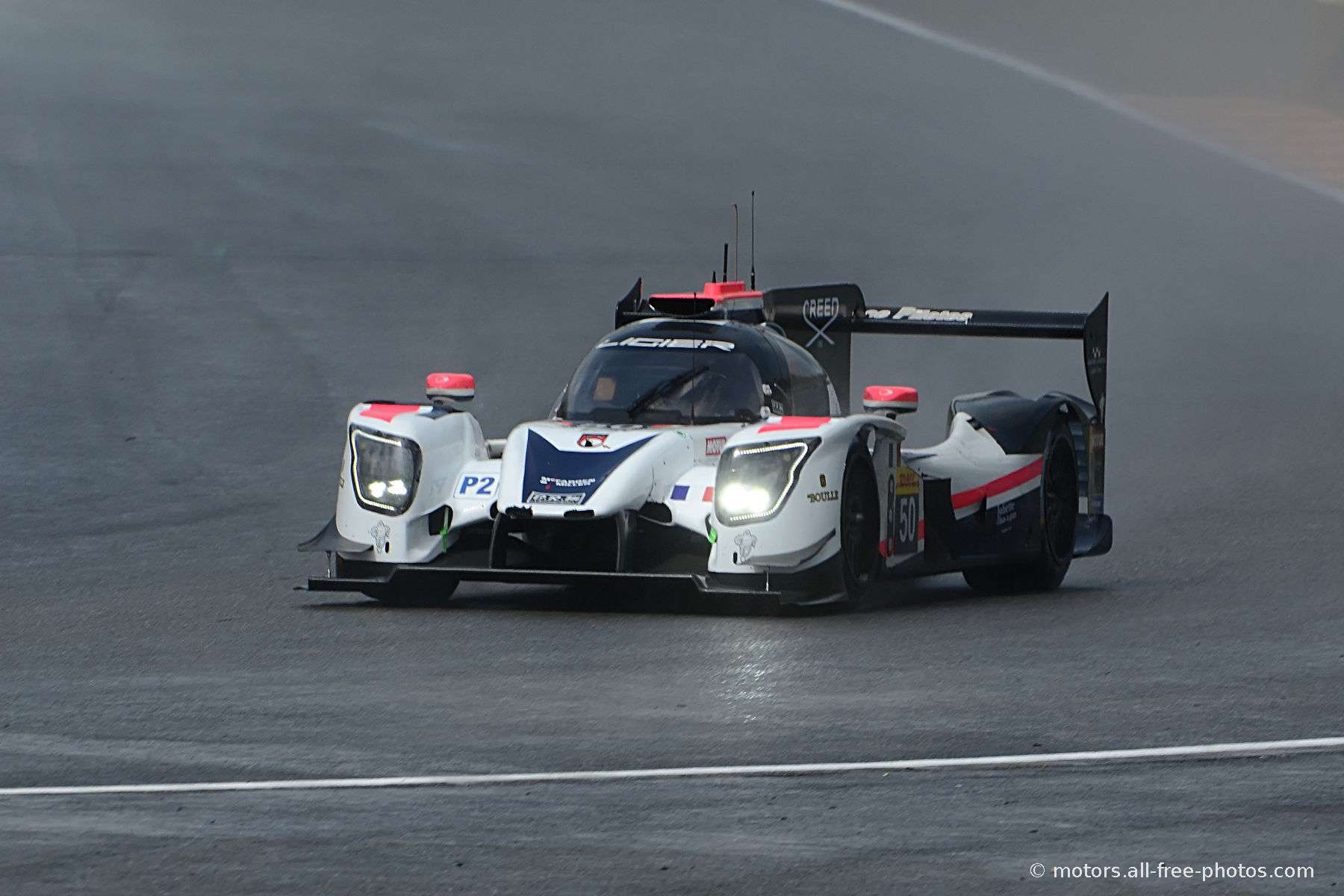 Ligier JSP217 - Team Larbre Competition