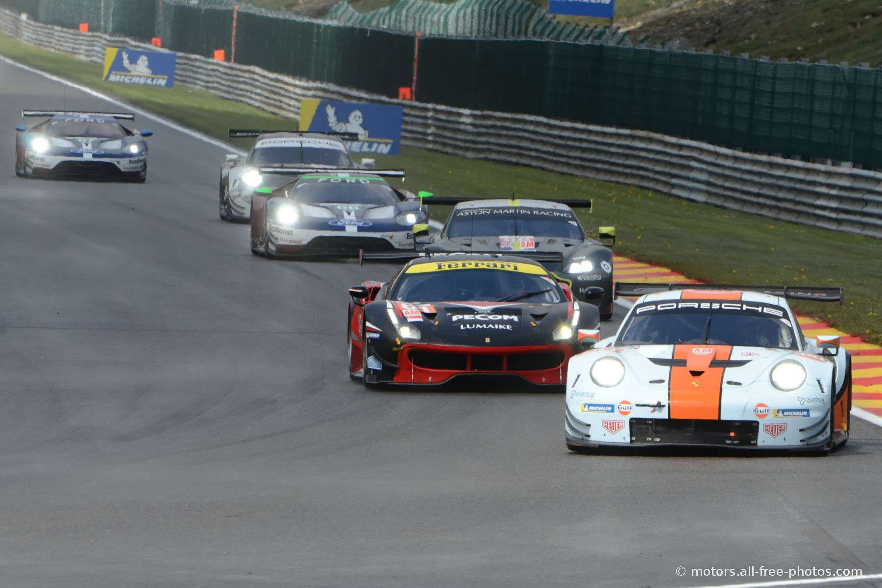 GTE group