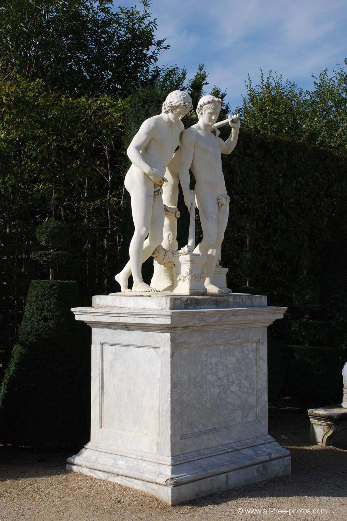Castor and Pollux - Coysevox (1712)